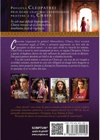 Cleopatra - Regina Egiptului (seria Anii Tacerii) volumul 11